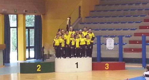 Il twirling mazarese conquista il titolo di Campione d'Italia